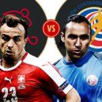 Soi kèo World cup Thụy Sỹ vs Costa Rica, 01h00 ngày 28/6