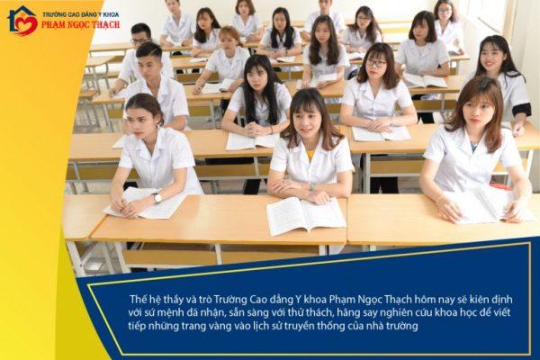 các trường cao đẳng ở TP HCM
